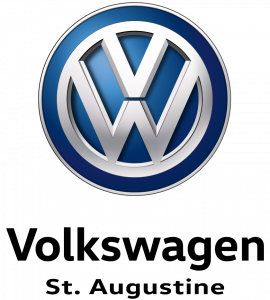 VW Corp. Logo Black Text